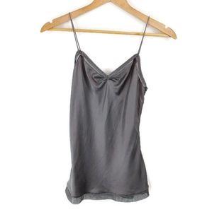 CLUB MONACO | Silk Blend Camise Size Small